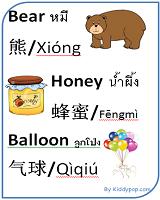 Pooh honey tree