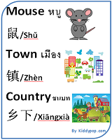 nithan town mouse and country mouse